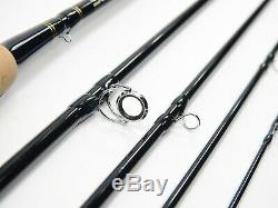Sage SP 489-5 Graphite IV Fly Fishing Rod. 8' 9 4wt. With Tube and Sock