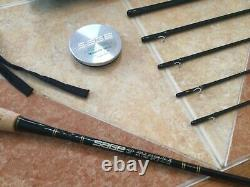 Sage SP 89 3wt 5pc 389-5 fly fishing rod withtube & sock (for 3wt line reel)