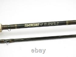 Sage XP 390 Fly Fishing Rod. 9' 3wt. With Tube and Sock