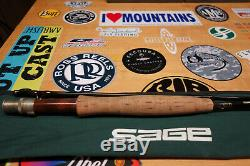 Sage XP 9ft 3wt Fly Rod In Excellent Condition! Very Hard To Find