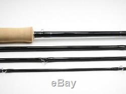 Sage X 690-4 Fly Fishing Rod. 9' 6wt. With Tube and Sock