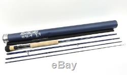 Sage Xi3 Salt Tech 1090-4 Fly Fishing Rod. 9' 10wt. With Tube and Sock