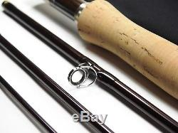 Sage ZXL 580 Fly Fishing Rod. 8' 5wt. With Tube, Sock, and Warranty Card