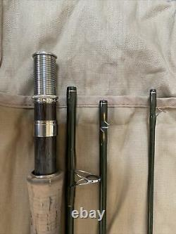 Sage Z-Axis 590-4 Length 9 Gen 5 #5 Line With Tube And Sock Fly Fishing Rod
