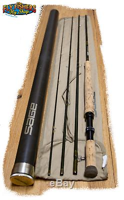 Sage Z-Axis 6110-4 6wt 11'0 4pc Switch Fly Fishing Rod