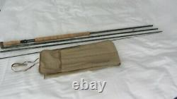 Sage Z axis 15 ft double handed 10 weight salmon fly rod
