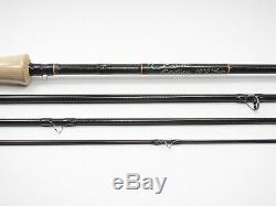 Scott Radian 1004/4 Fly Fishing Rod. 10' 4wt. With Tube and Sock