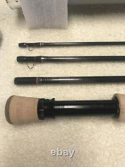 Scott Radian 9' 6, 6wt Fly Rod Excellent Used Condition