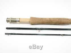 Scott SES 854/3 Fly Fishing Rod. 8'6 4wt. With Tube and Sock