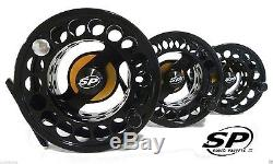 South Pacific Eclipse Fly Reels suits all fly fishing rods lines leaders & loops