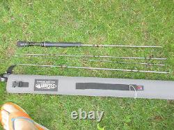 St Croix LXF907.4 Legend X Fly Rod line 7 9' with case near perfect condition