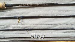 TFO Axiom Lefty Kreh Fly Fishing Rod, 6wt, 9', 4-piece, withSock & Tube