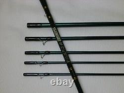 VERY RARE Sage SP 8'9 4# Premium TRAVEL Fly Fishing Rod EXCELLENT