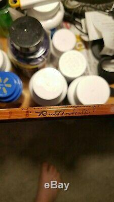 Vintage Orvis Impregnated Bamboo Battenkill Fly Rod 8 1/2 ft 1 tip never fished