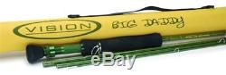 Vision Big Daddy Fly Rod 9ft #10 Game Fishing