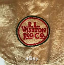 Winston IM6 7' 3wt 3 weight Two piece fly fishing rod PERFECT ferrules reel seat
